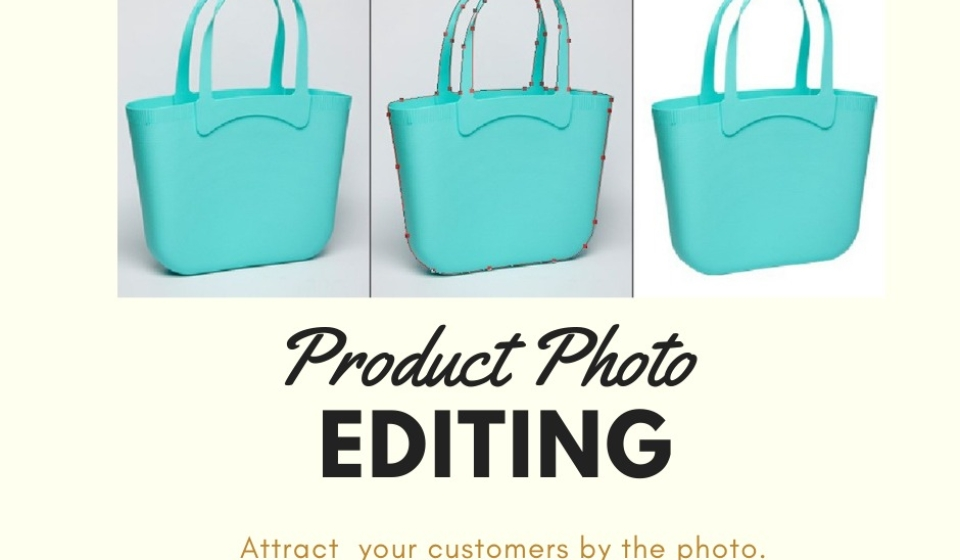 product Photo Editing